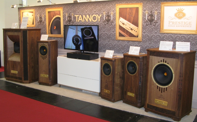 loa Tannoy Stirling GR trong series