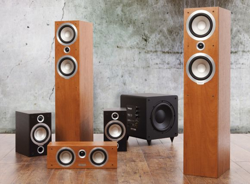 loa Tannoy TS2.10 Subwoofer trong series