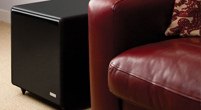 loa Tannoy TS2.10 Subwoofer chat luong