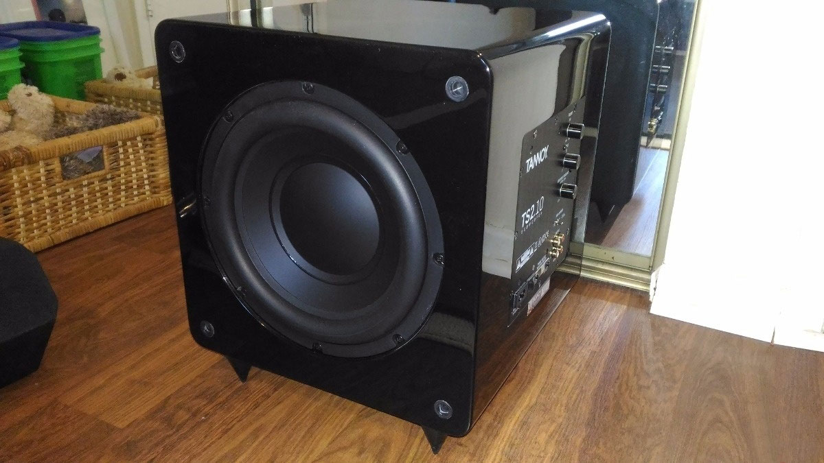 loa Tannoy TS2.10 Subwoofer