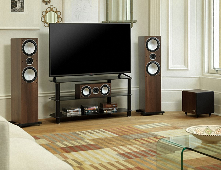 loa Tannoy TS2.8 Subwoofer chat luong