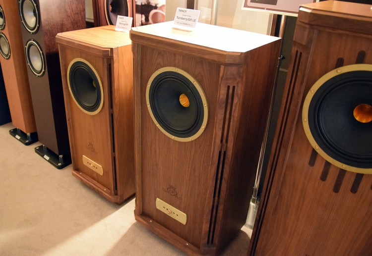 loa Tannoy TurnBerry GR trong series