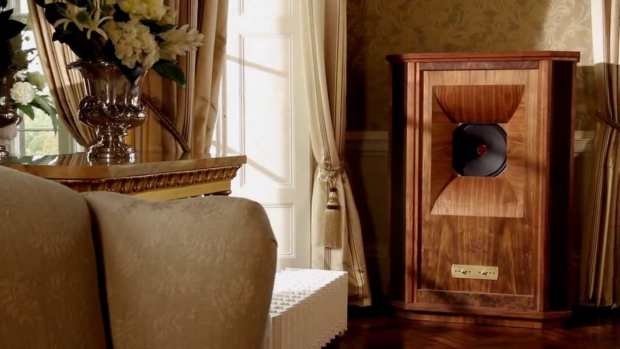 loa Tannoy Westminster GR hien dai