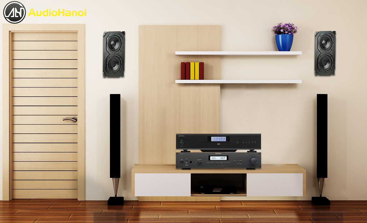 Loa Tannoy iW210s sang trong