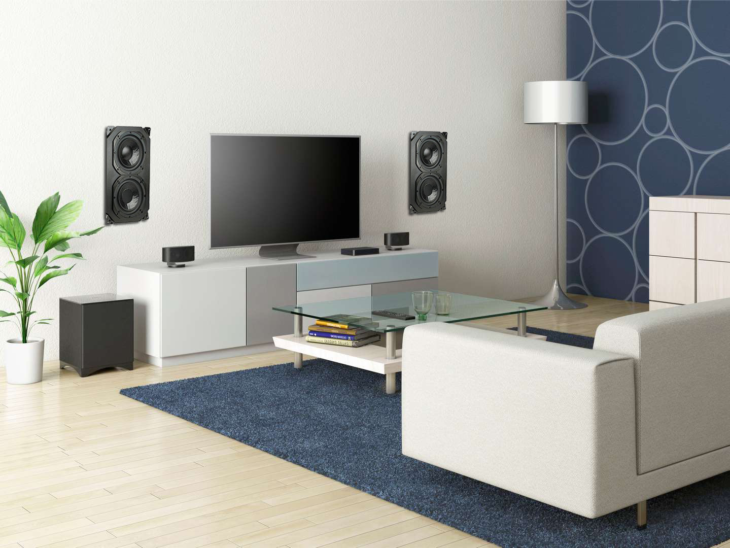 Loa Tannoy iW210s