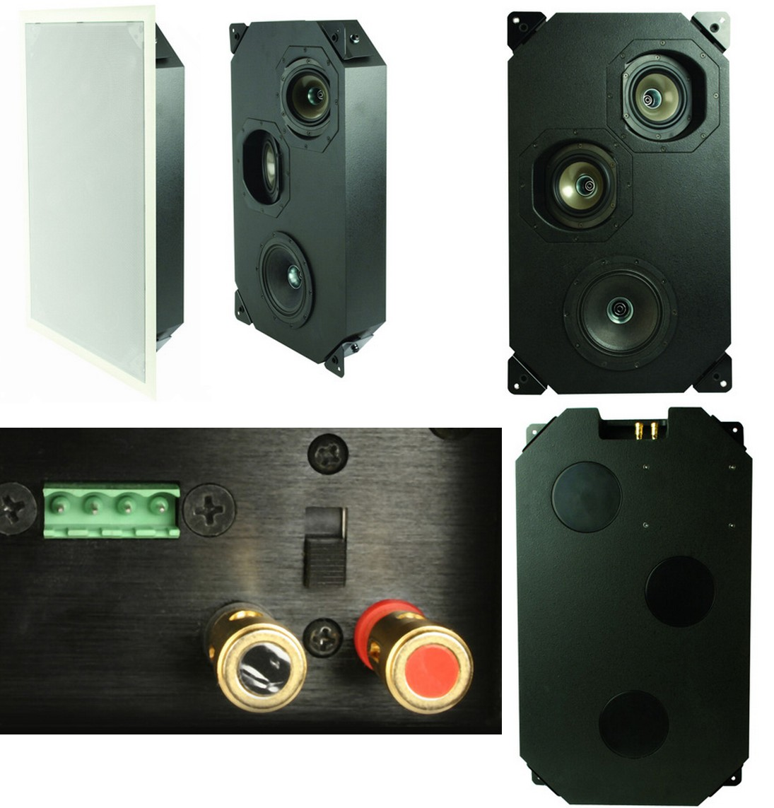 Loa Tannoy iW60 EFX chat luong