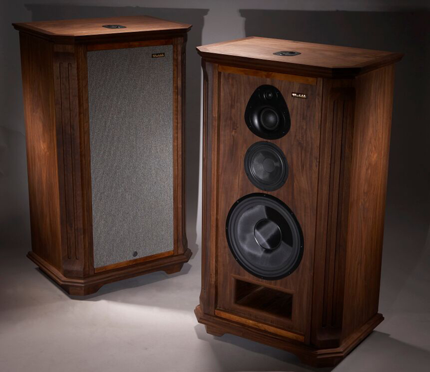 Loa Wharfedale Airedale Classic Heritage trong bo dan