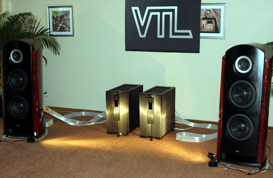 Monoblock power ampli VTL Siegfried Series II Reference chat luong