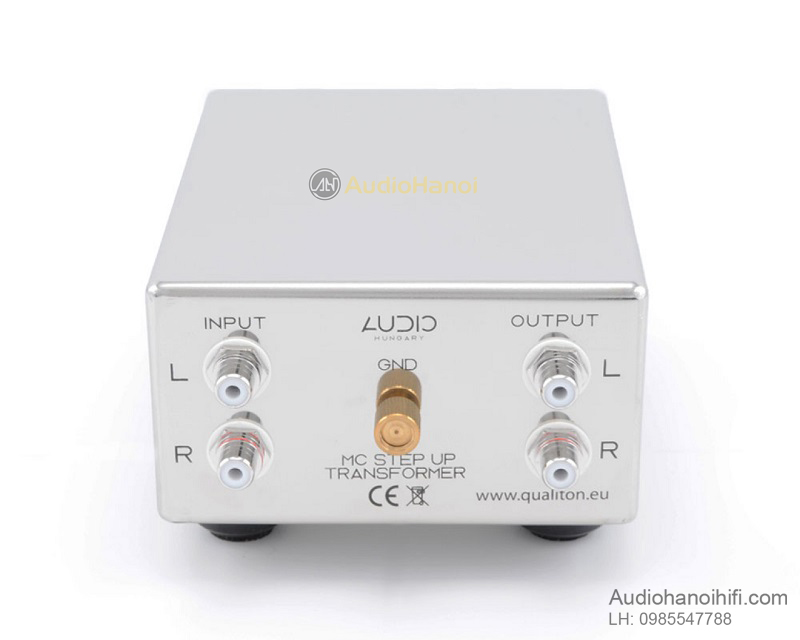 phono box Audio Hungary Qualiton MC dep