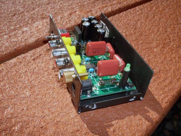 phono pre ampli Vista Audio Phono 1 Mk II cho tiet
