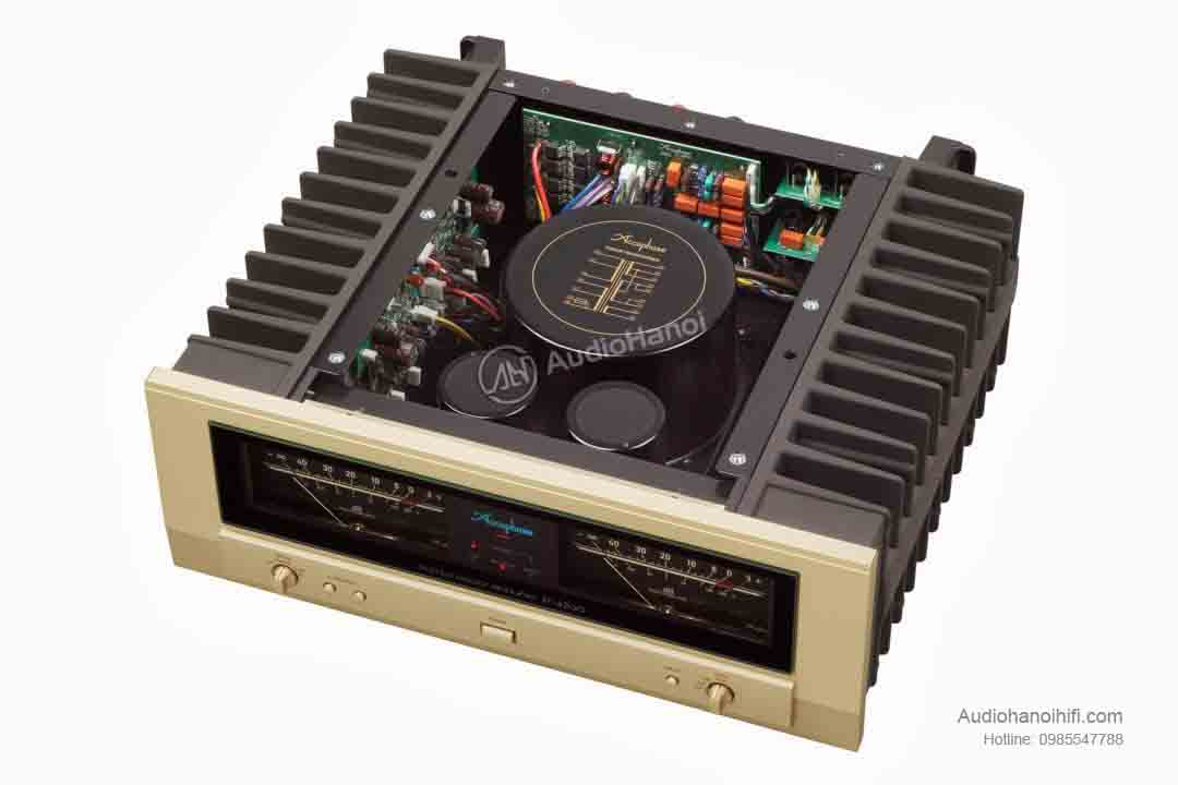 thiet ke mach ben trong Power Ampli Accuphase P-4200
