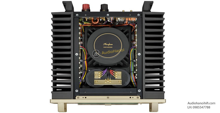 Power ampli Accuphase A-250 chat