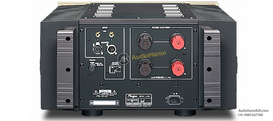 Power ampli Accuphase A-250 hay