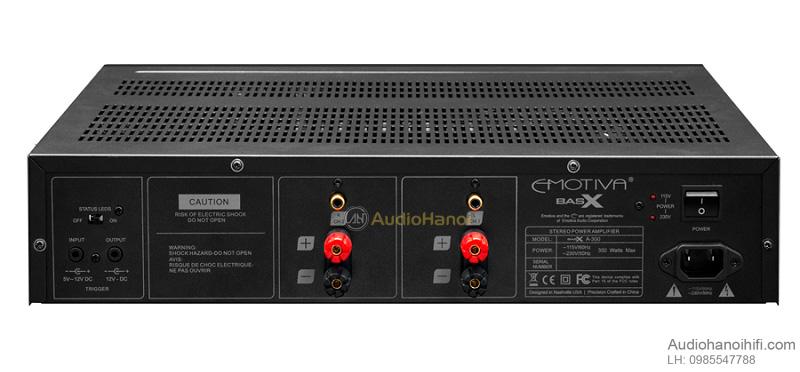 power ampli Emotiva BasX A 300 dep