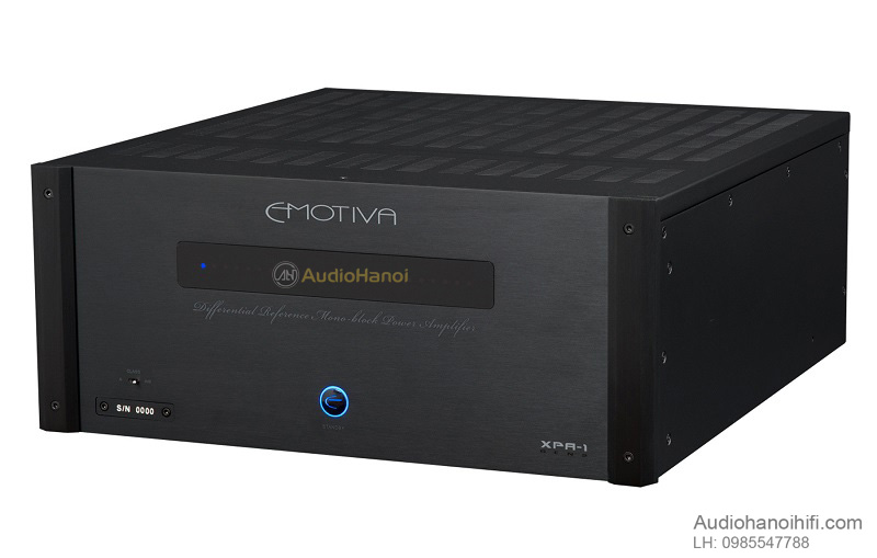 Power ampli Emotiva XPA-1 Gen2