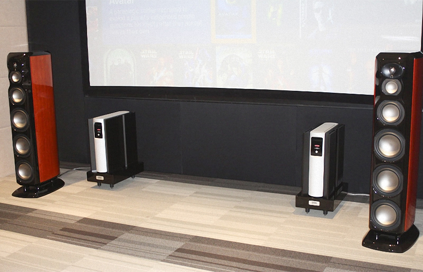 Power amplifier Mark Levinson No.53 sang trong,cao cap