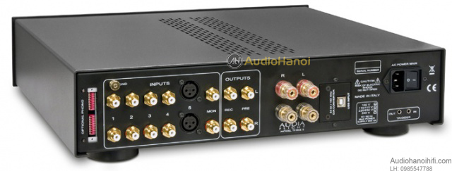 ampli audia flight FL three S mat sau