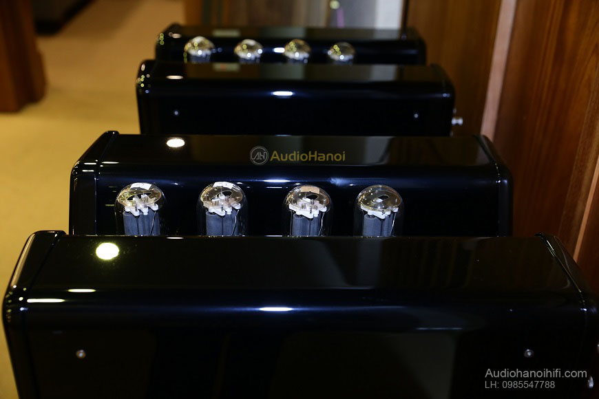 power ampli Viva Audio Aurora tot