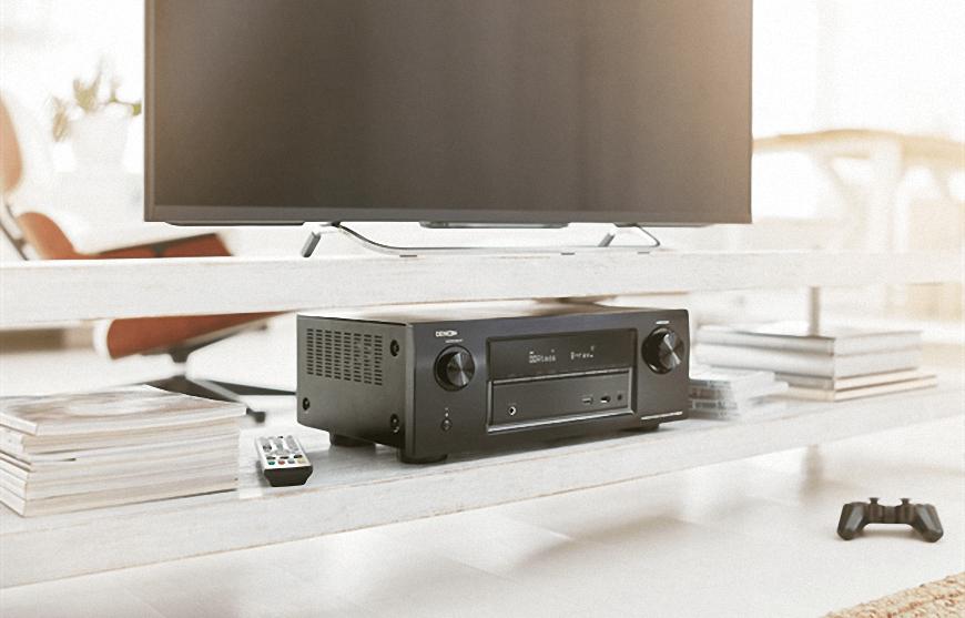 Denon AVR-X2200W ampli xem phim cao cap