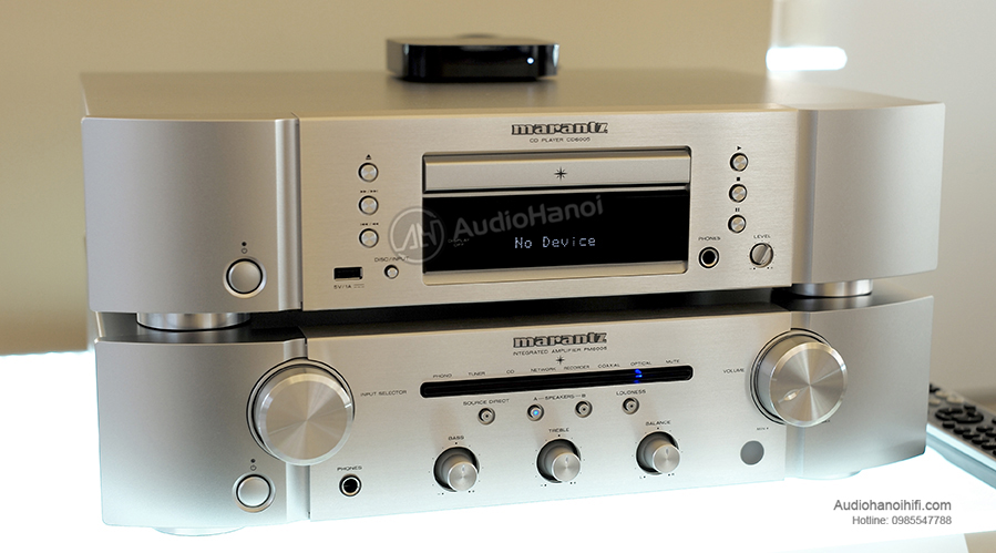 dau CD Marantz CD6005 chat luong