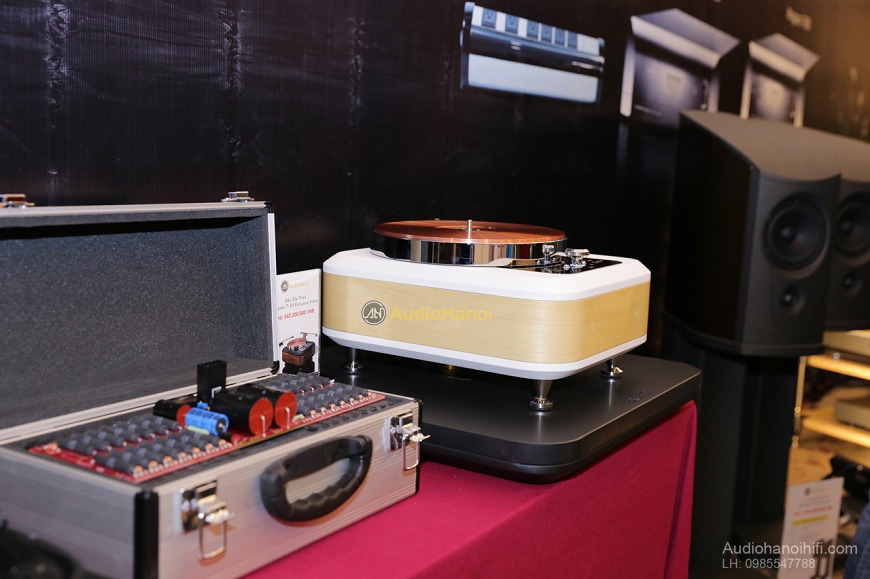 mam dia than Torqueo Audio T-34 Exclusive Compact