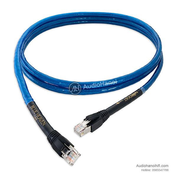 day tin hieu Nordost Blue Heven Ethernet Leif cho am thanh song dong