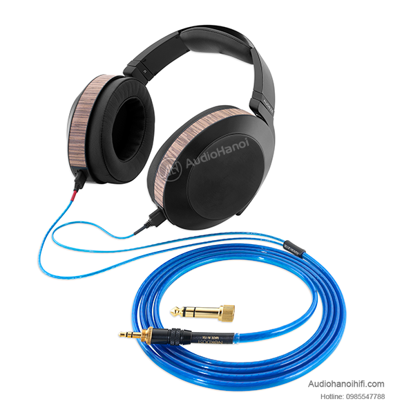 day tin hieu Nordost Blue Heven Headphone Leif chat luong