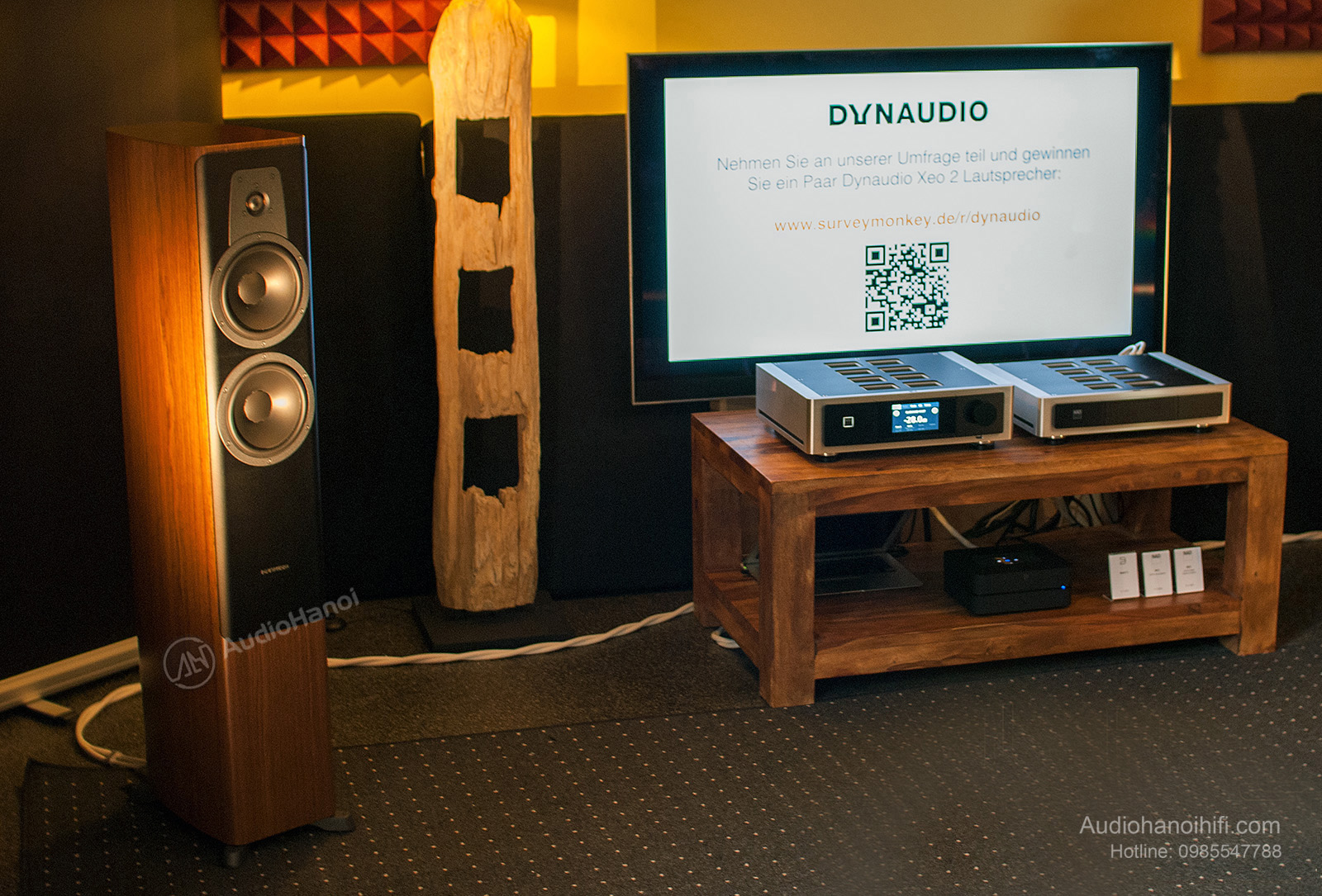 Loa Dynaudio Contour 30 chinh hang