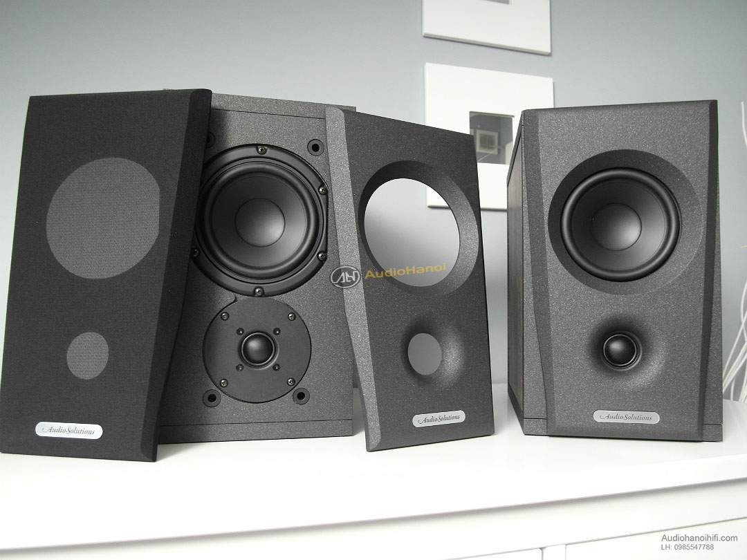 loa AudioSolutions Overture O202B dep