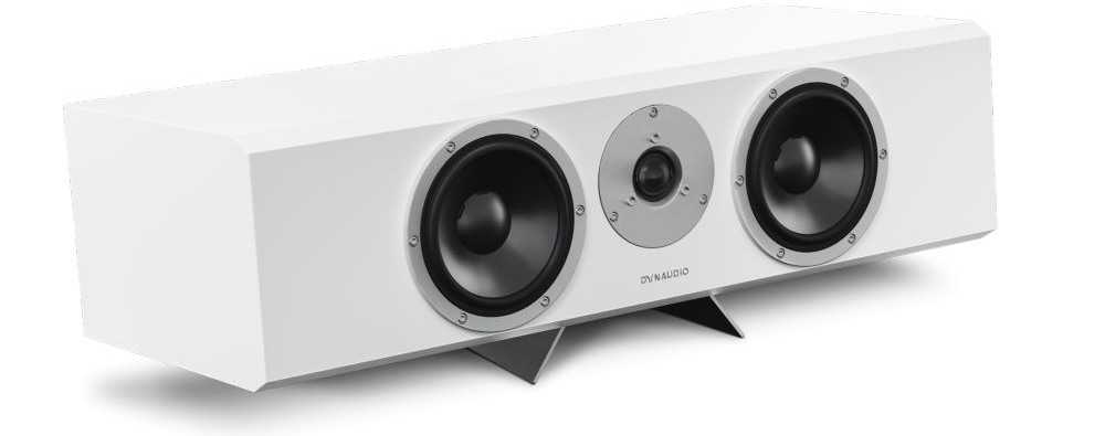 can  loa Dynaudio Excite X28 Center mau trang