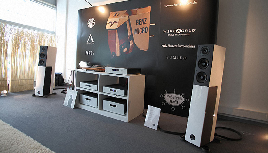 Loa Audio Physic Avantera plus chat luong
