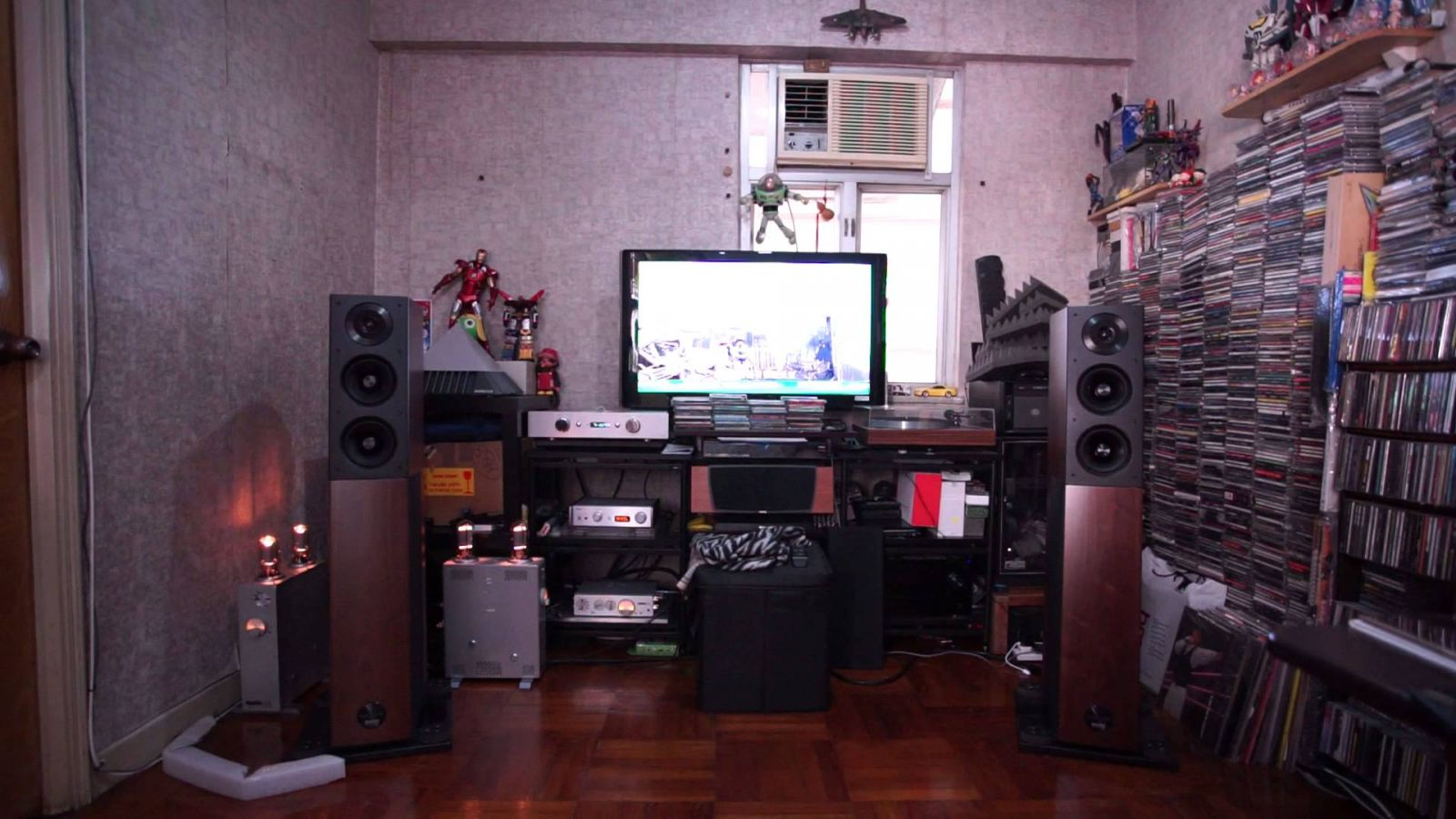 Loa Audio Physic Avantera plus cuon hut