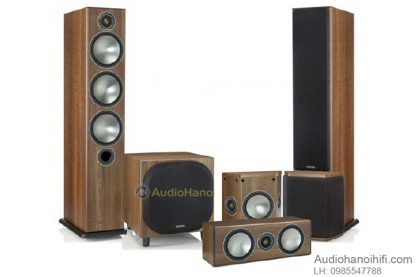 loa Monitor Audio Bronze 6 dep