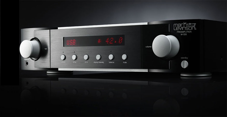 Pre-amplifier Mark Levinson No.526